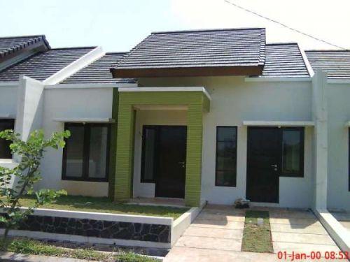 iklan jual Rumah Sukaraja, Bogor - Rumah Cluster Baru di ...